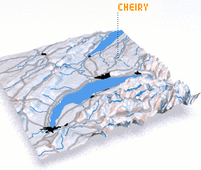 3d view of Cheiry