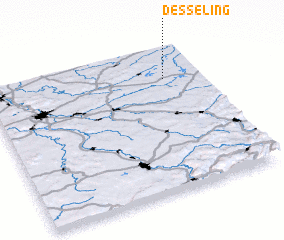 3d view of Desseling