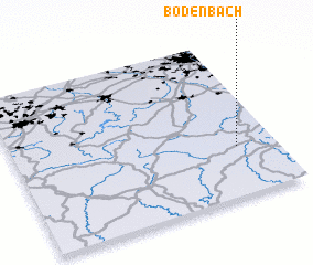 3d view of Bodenbach