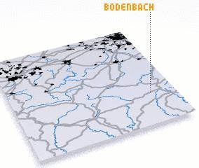 3d view of Bodenbach