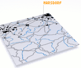 3d view of Marsdorf