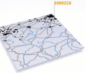 3d view of Dom-Esch