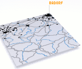 3d view of Badorf