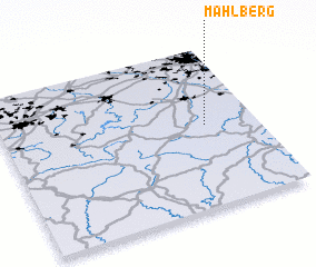 3d view of Mahlberg