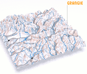 3d view of Grangie