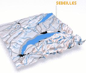 3d view of Sedeilles