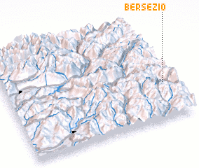 3d view of Bersezio