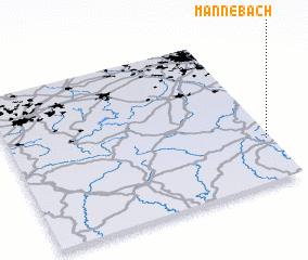 3d view of Mannebach