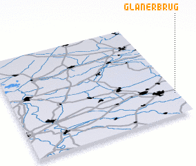 3d view of Glanerbrug