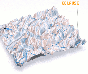 3d view of Eclause