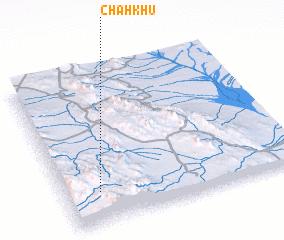 3d view of Chāh Khū