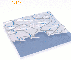 3d view of Pūzak
