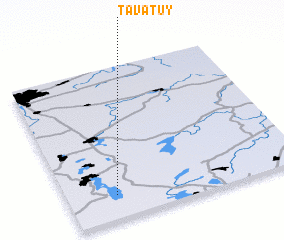 3d view of Tavatuy