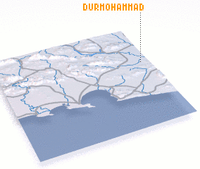 3d view of Dūr Moḩammad