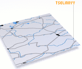 3d view of Tselinnyy