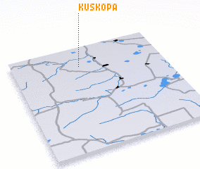 3d view of Kuskopa