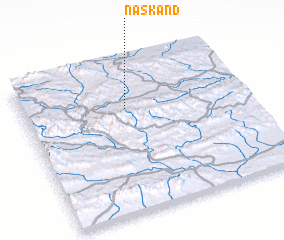 3d view of Naskand