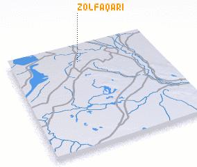 3d view of Z̄olfaqārī
