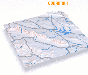 3d view of Govarnāk