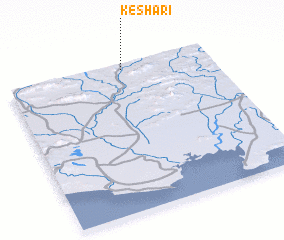 3d view of Keshārī