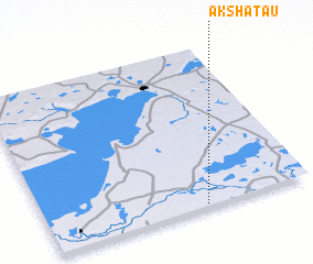 3d view of Akshatau