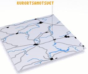 3d view of Kurort-Samotsvet