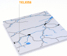 3d view of Yelkina