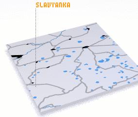 3d view of Slavyanka