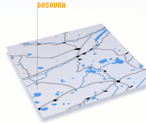 3d view of Dosovka