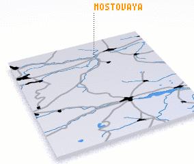 3d view of Mostovaya