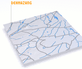 3d view of Dehmazang
