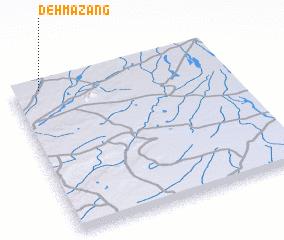 3d view of Dehmazang