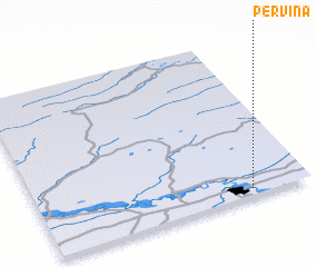 3d view of Pervina