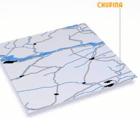 3d view of Chupina