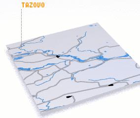 3d view of Tazovo