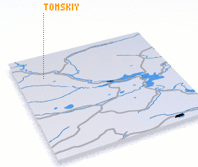3d view of Tomskiy