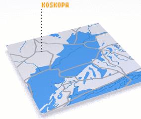 3d view of Koskopa
