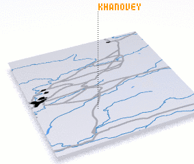 3d view of Khanovey