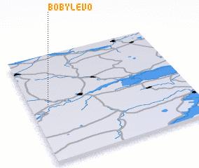 3d view of Bobylëvo