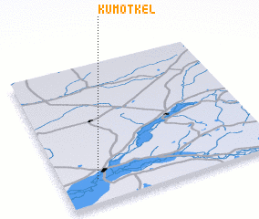 3d view of Kumotkel'