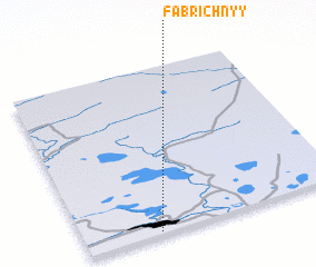 3d view of Fabrichnyy