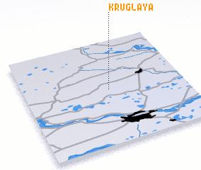 3d view of Kruglaya