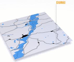 3d view of Sumki