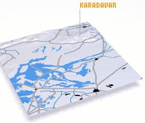 3d view of Karadavan