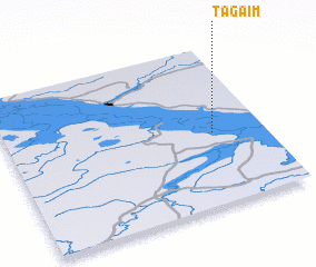 3d view of Tagaim