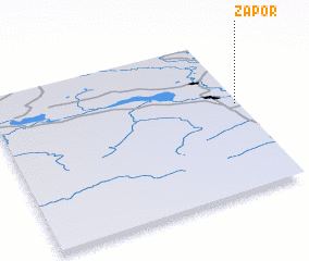 3d view of Zapor