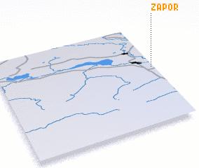 3d view of Zapor
