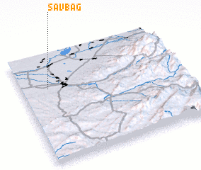 3d view of Savbag