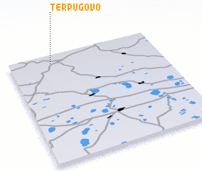 3d view of Terpugovo