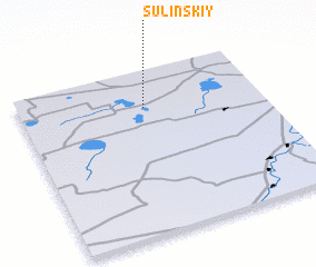 3d view of Sulinskiy